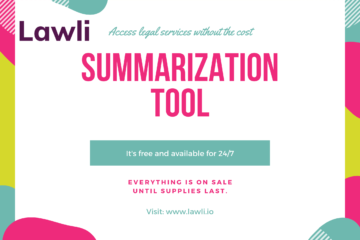 Summarization Tool